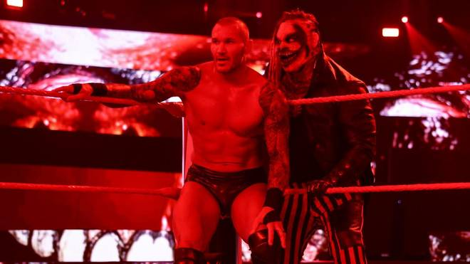 Der Fiend Bray Wyatt setzt sein Augenmerk bei WWE Monday Night RAW auf Randy Orton