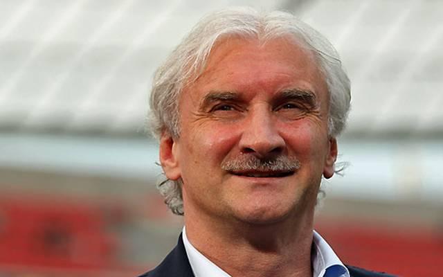 Rudi Völler ist mit der Situation bei Bayer Leverkusen nicht zufrieden