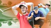 Sportliches Doppelleben: Diese Sport-Stars sind auch gute Golfer