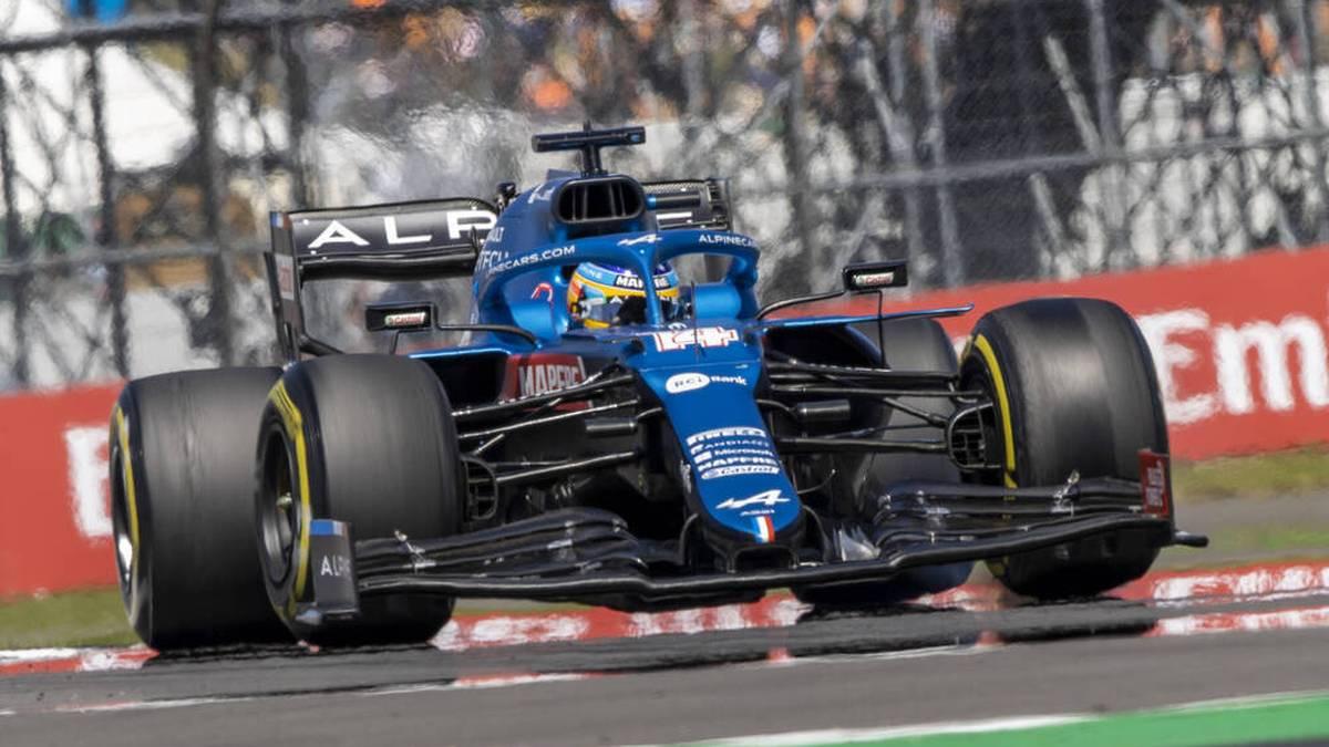 Fernando Alonso ist zweimaliger Formel-1-Weltmeister