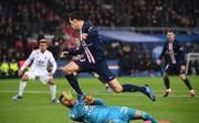 Int. Fussball / Coupe de France