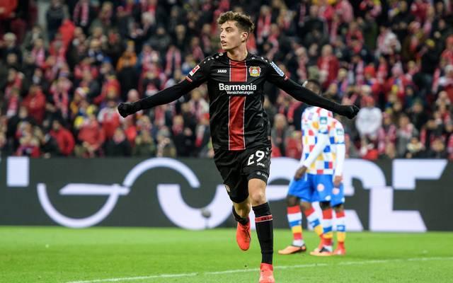 Kai Havertz ist das Aushängeschild von Bayer Leverkusen