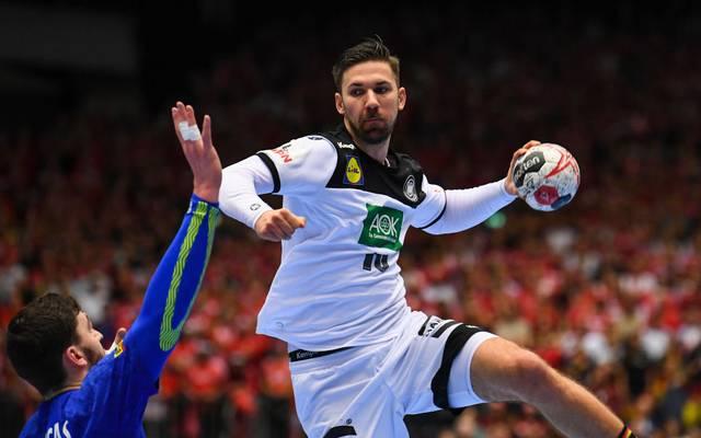 Fabian Wiede wurde bei der vergangenen WM in das All-Star-Team berufen