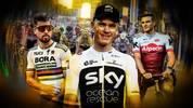 Tour de France startet mit Peter Sagan, Chris Froome und Marcel Kittel