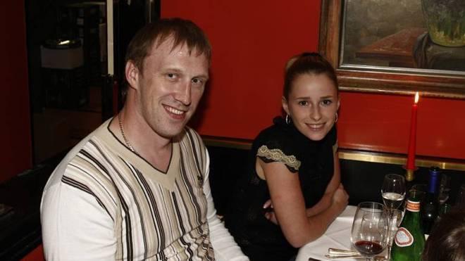 Oleg Velyky hinterließ seine Frau Kateryna und einen jungen Sohn