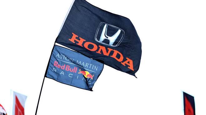 Red Bull wird auch 2021 weiter mit Honda-Motoren fahren