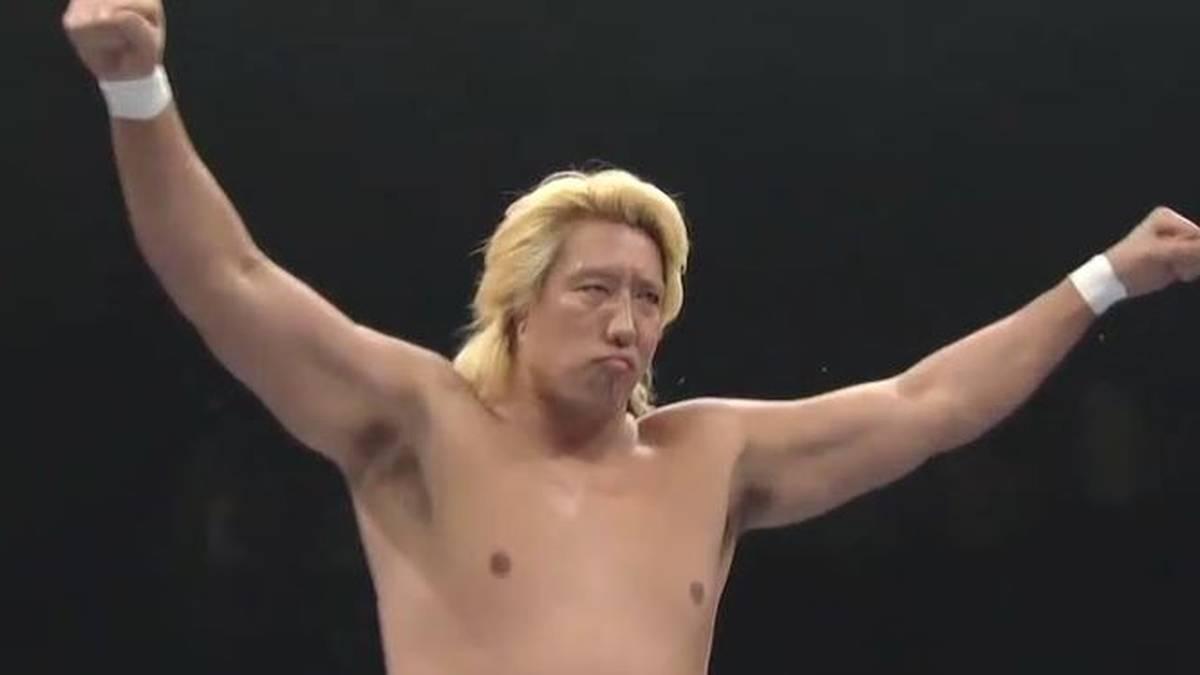 Yoshihiro Takajima ist nach einem Wrestling-Unfall gelähmt