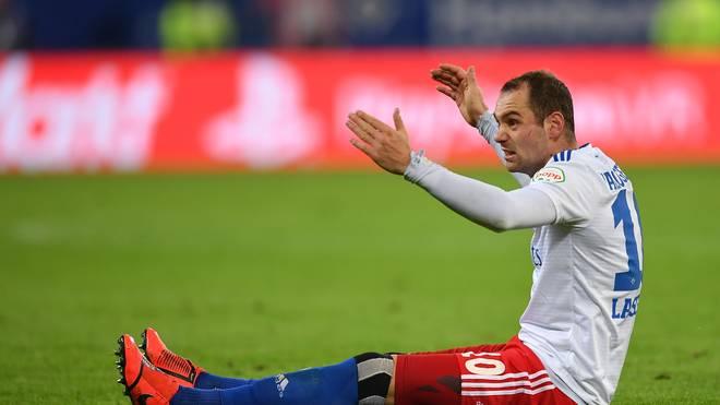 Pierre-Michel Lasogga hat schon 13 Tore in dieser Saison erzielt
