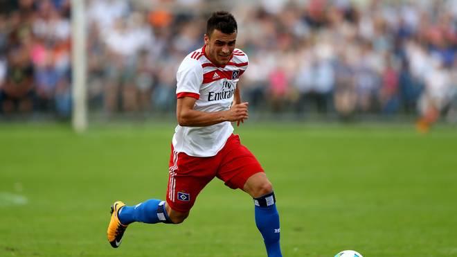 Filip Kostic fällt beim Hamburger SV für die Vorbereitung aus