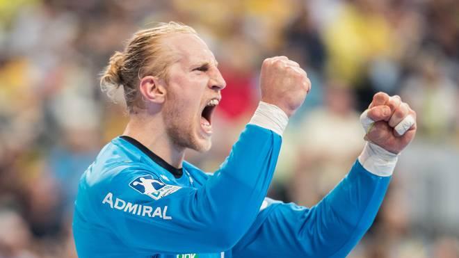 Mikael Appelgren verlängerte seinen Vertrag bis 2023
