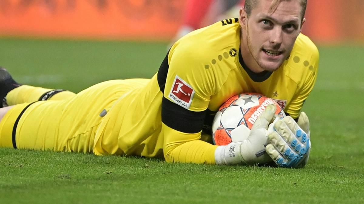 VfB auch im Pokal ohne Torwart Müller