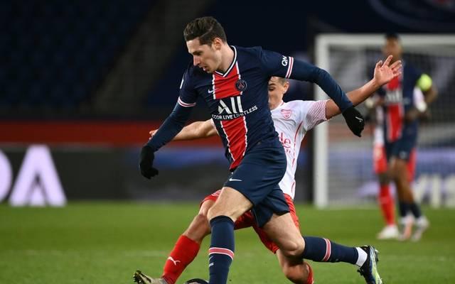 Julian Draxler gewann mit Paris St. Germain gegen das Schlusslicht