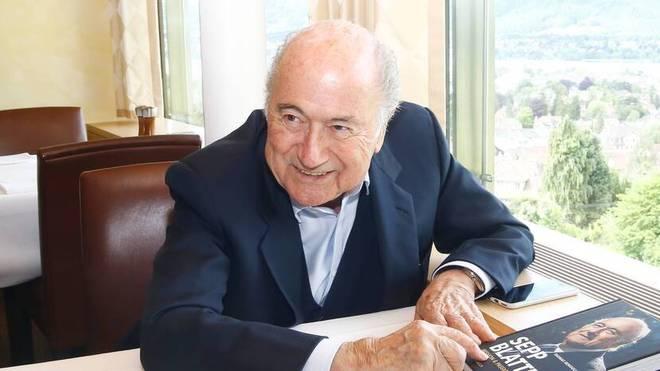 Blick: Ex-FIFA-Präsident Blatter im Krankenhaus