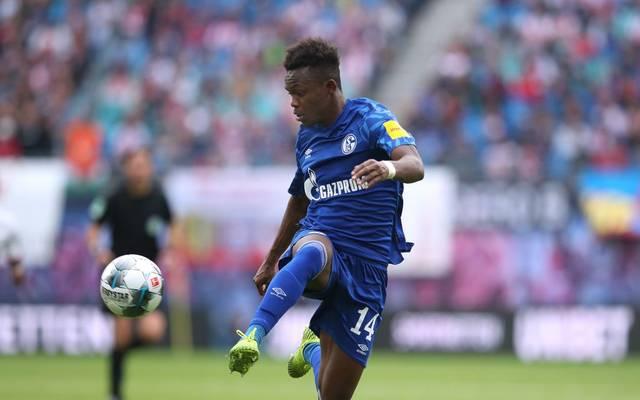 Rabbi Matondo spielt seit Januar 2019 auf Schalke