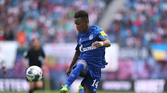 Rabbi Matondo traut Schalke 04 den Titel zu