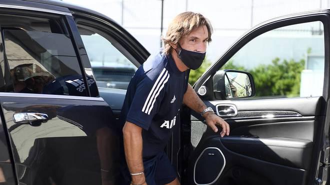 Andrea Pirlo geht in seine erste Saison als Trainer von Juventus Turin