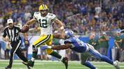 PLATZ 20 - AARON RODGERS (Green Bay Packers, 40.074 Passing Yards)