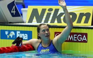Schwimmen / ISL