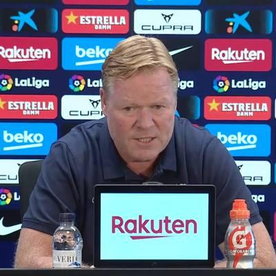 """Koeman schonungslos ehrlich: """"Verein braucht Hilfe"""""""