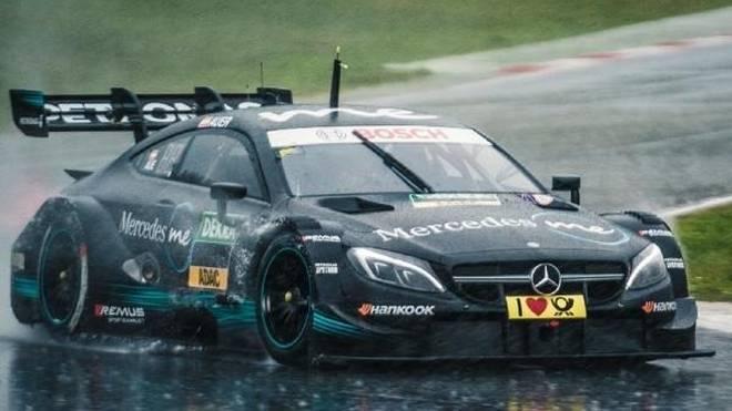 Mercedes konnte die Testfahrten nicht so ausgiebig nutzen wie gewünscht