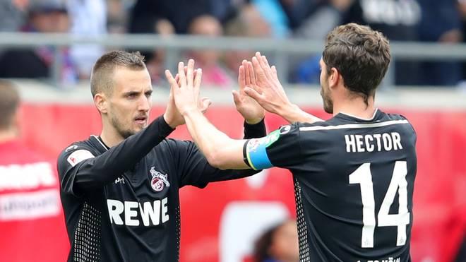 1. FC Heidenheim 1846 v 1. FC Koeln - Second Bundesliga
