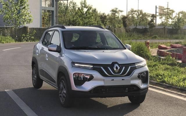 Der Renault K-ZE soll für deutlich unter 15.000 Euro zu haben sein