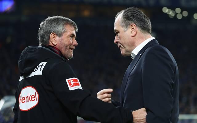 FC Schalke 04 v Fortuna Duesseldorf - DFB Cup