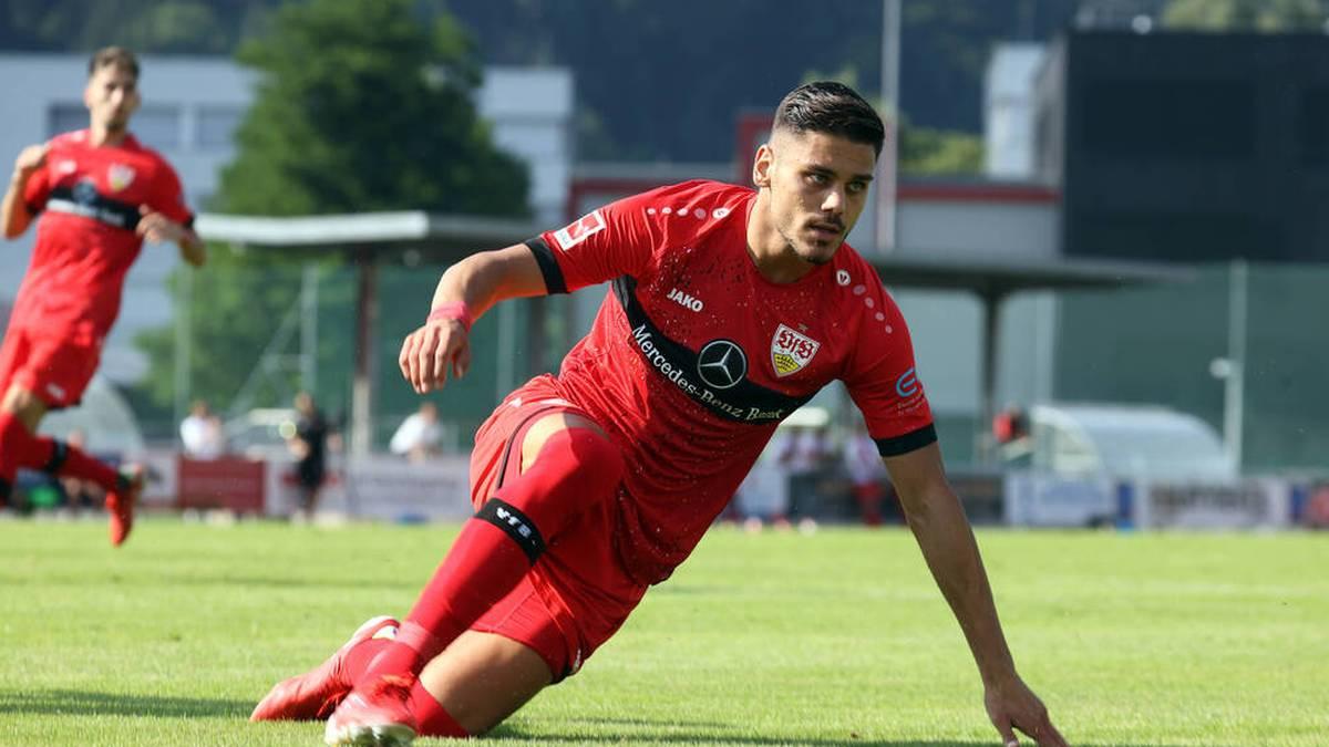 Der VfB Stuttgart trifft im Pokal auf Dynamo