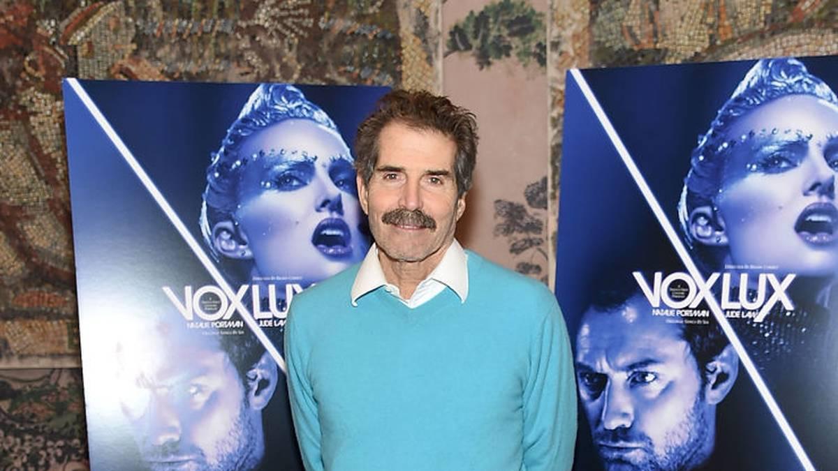 John Stossel bei einer Filmpremiere 2018