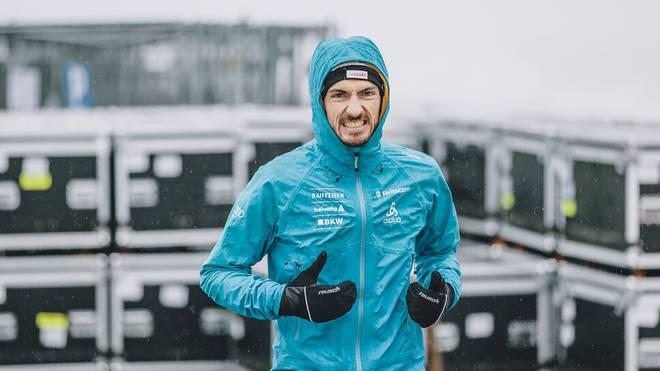 Killian Peier ist neben Simon Ammann aktuell der beste Schweizer Skispringer