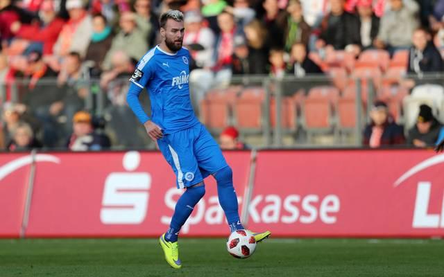 Lotte-Kapitän Jeron Al Hazaimeh verpasste in dieser Saison noch keine Minute