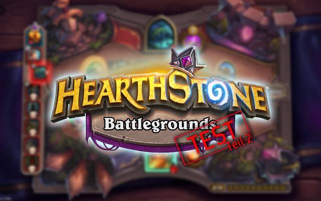 Der große Hearthstone Battlegrounds Test - Teil 2
