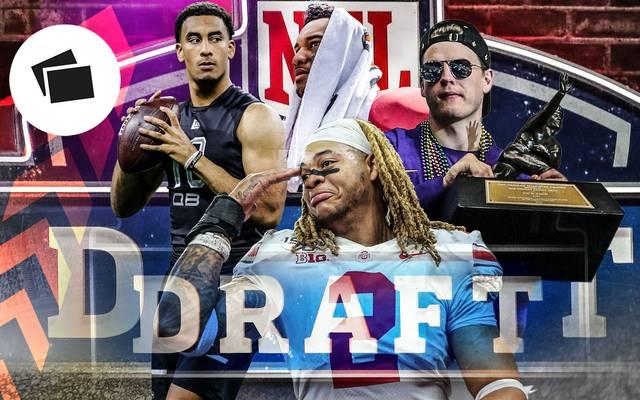 Der NFL-Draft 2020 wird wegen der Coronakrise in anderer Form durchgeführt