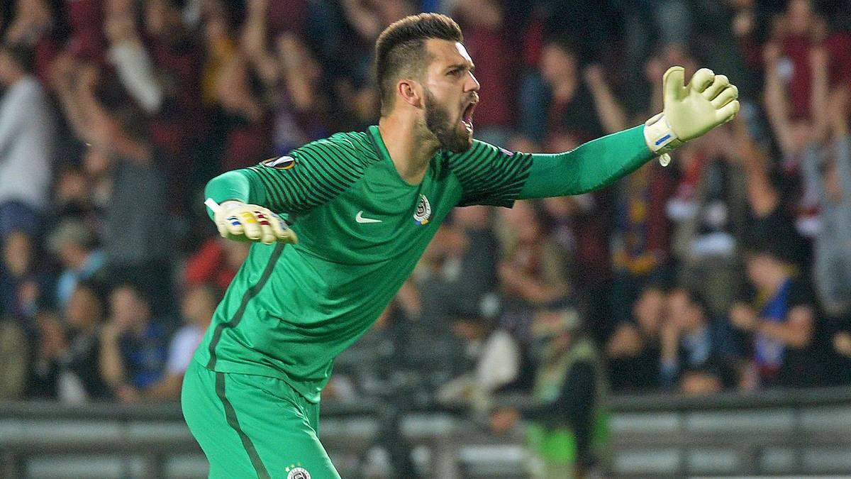 Tomas Koubek von Sparta Prag bestritt bislang zwei Länderspiele für Tschechien