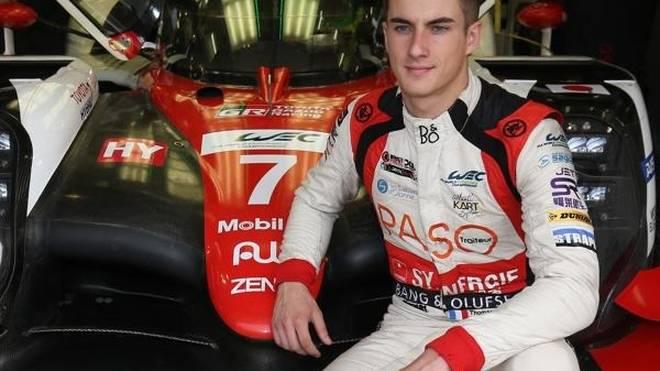 Thomas Laurent wird nach Le Mans neuer Toyota-Ersatzmann