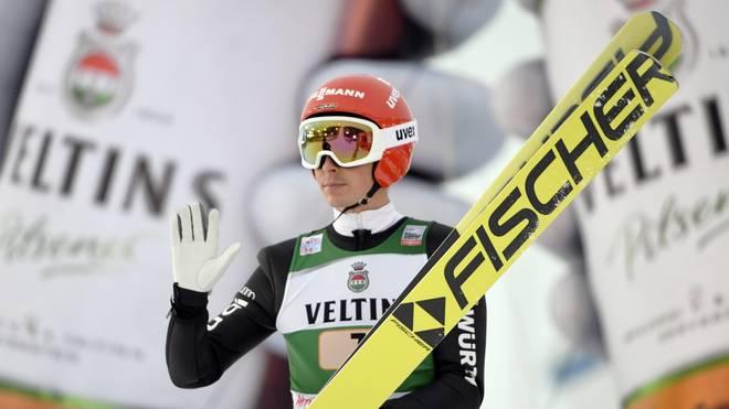 Nordische Kombination: Eric Frenzel verpasst Sieg in Lillehammer