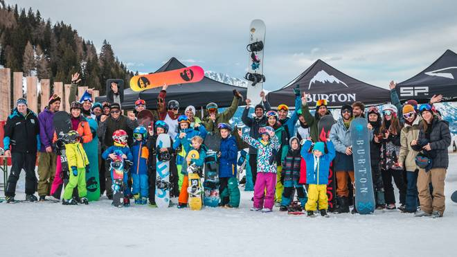 Review: Family Freestyle Weekend im Snowpark Alpendorf