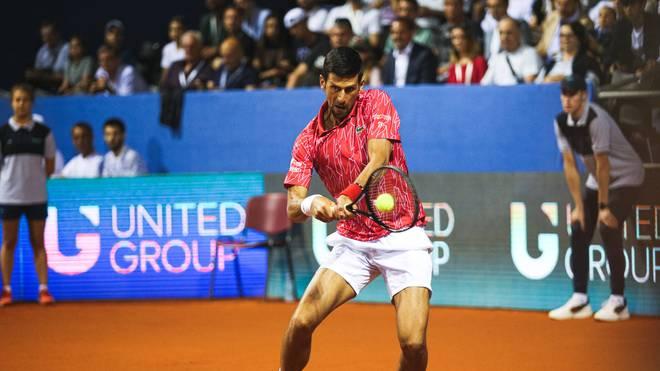 Novak Djokovic bleibt an der Spitze der Weltrangliste