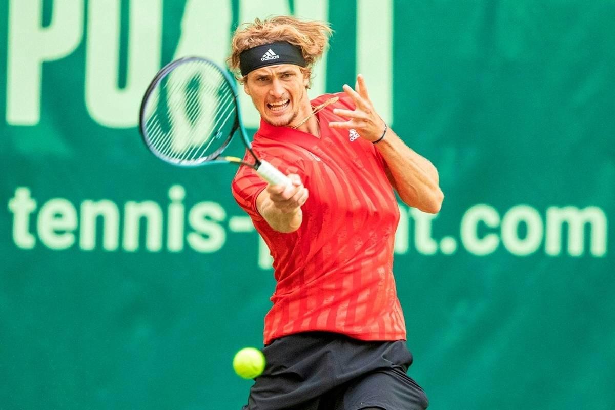 Alexander Zverev wird in seiner Wimbledon-Vorbereitung auch in den kommenden Jahren in Halle Station machen. Auch andere Superstars sind für das Turnier eingeplant.