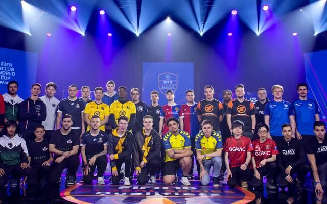 Diese Teams spielten 2019 um die Krone der Welt. Wer gewinnt 2020 den Titel des FIFA 20 eClub World Cups?