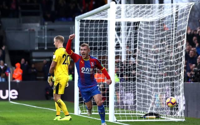 Für Crystal Palace stand Max Meyer bislang in 51 Pflichtspielen auf dem Platz