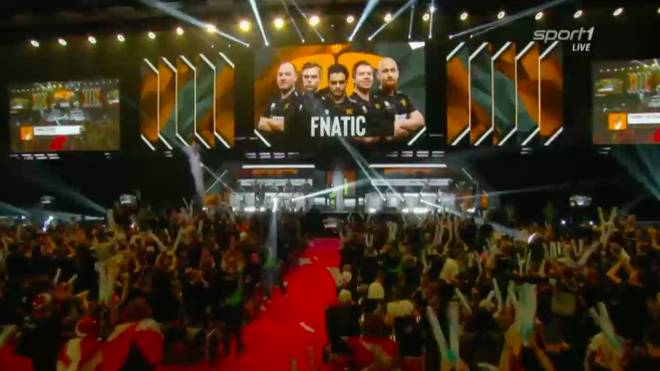 Fnatic gewinnt das Grand Final der ESL Pro League
