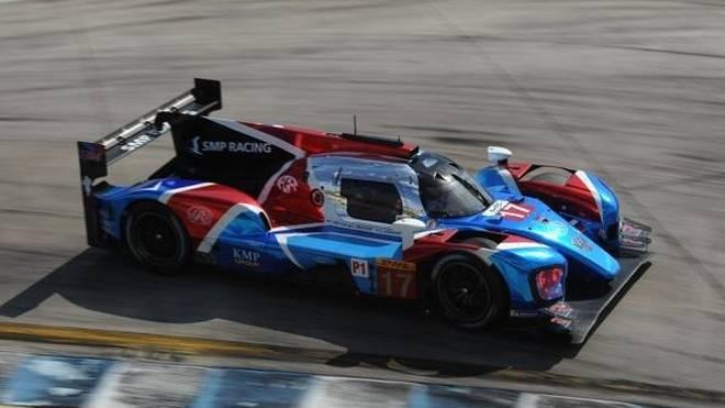 SMP Racing sicherte sich die erste Bestzeit bei den 6h Spa 2019
