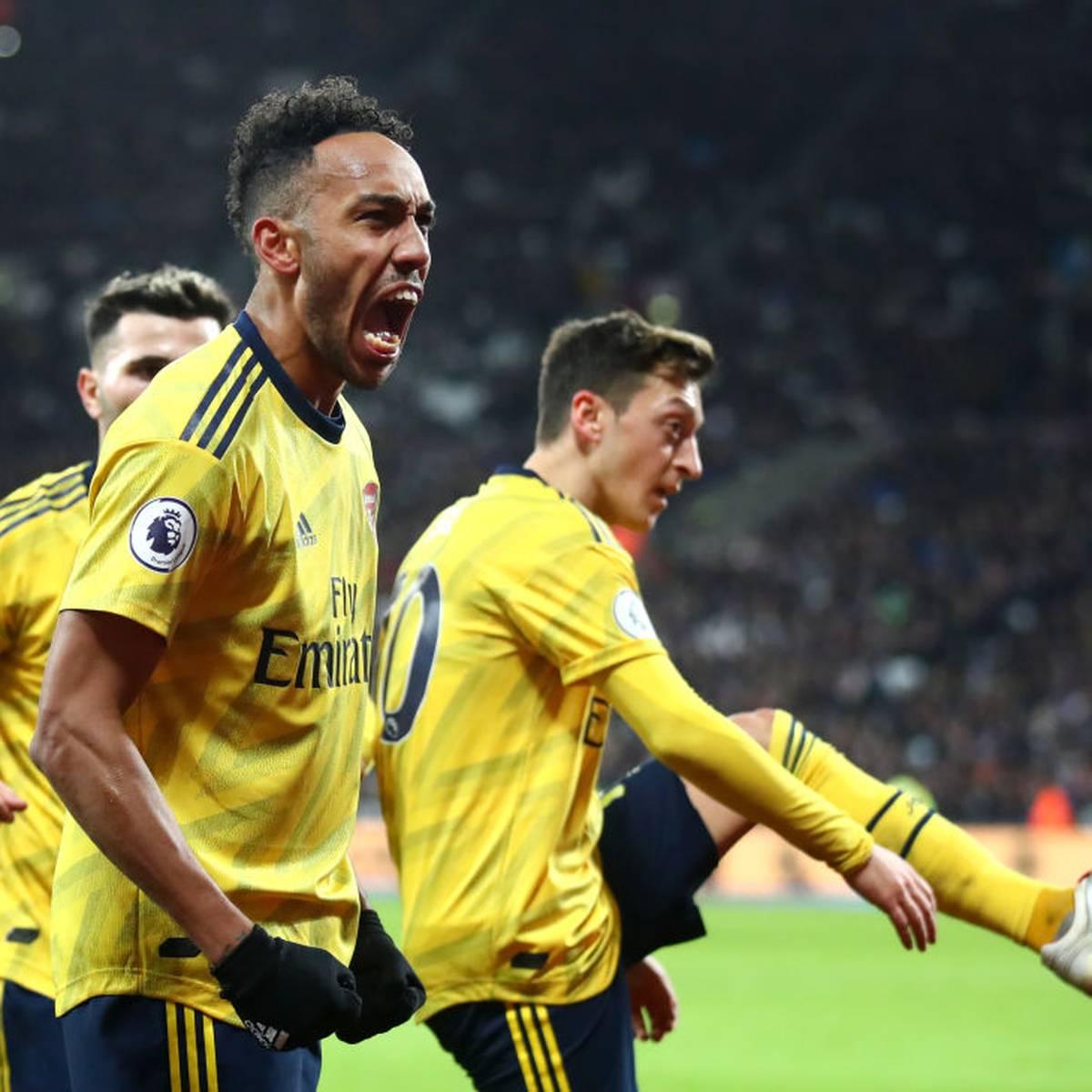 Arsenal gelingt Befreiungsschlag