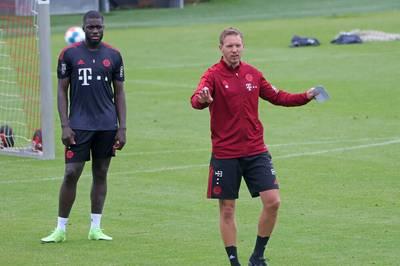 Am Samstagabend steigt das Spitzenspiel zwischen RB Leipzig und dem FC Bayern. Ein Gäste-Trio steht vor einer explosiven Rückkehr.