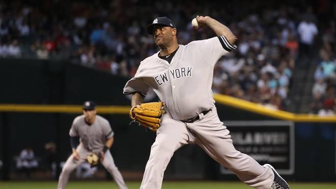 MLB: Pitcher C.C. Sabathia von New York Yankees schafft 3000. Strikeout