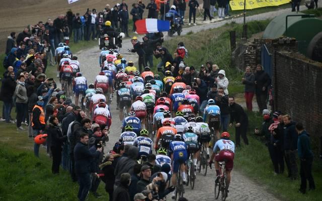 Paris-Roubaix wird wegen des Lockdowns verlegt