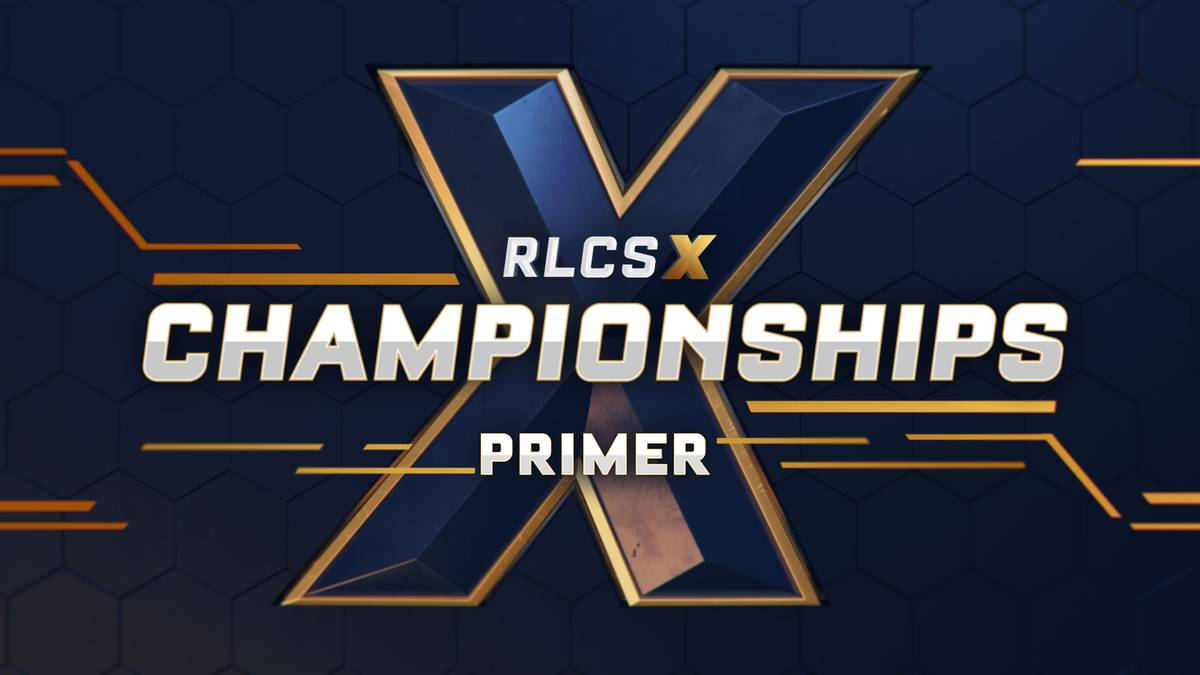 So laufen die RLCS X Championships LIVE auf eSPORTS1 ab