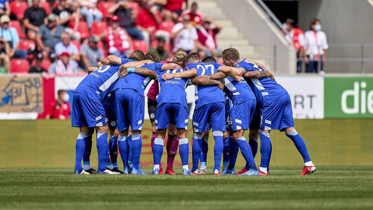 Samstag LIVE auf SPORT1: Schalke empfängt Düsseldorf