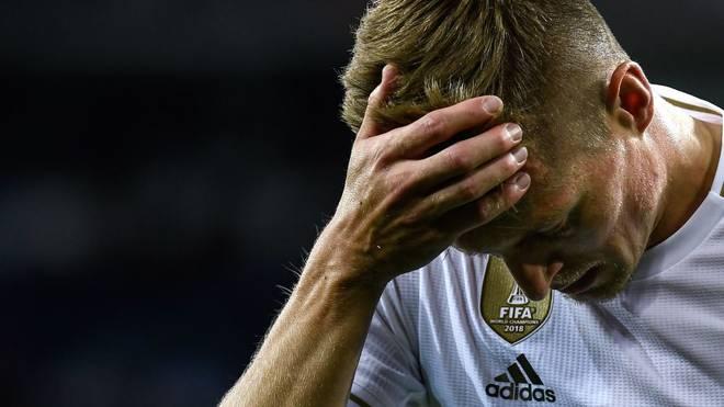 Toni Kroos spielt seit 2014 bei Real Madrid